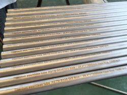 Titanium Seamless Tubes GR2
