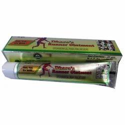 Dhara's Dhara Runner Ointment, Gel, Packaging Size: 80 Gm