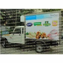 Secondary Distribution Refrigerated Trucks