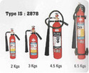 Carbon Dioxide (Co2) Fire Extinguishers