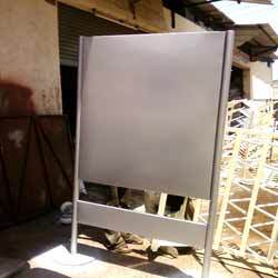 Display Board Fabrication