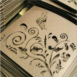 Paper cutting services