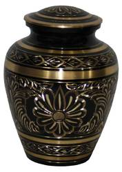 Hand Work Painted Urn