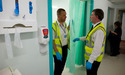 Male Hospital Security Guard Services