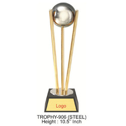 Gold Plated Trophy At Best Price In India