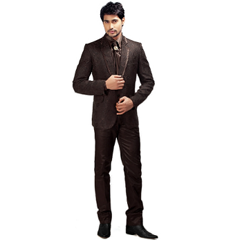 Coffee Brown Suit, Men Shirts, Jeans & Clothing | Cbazaar in ...