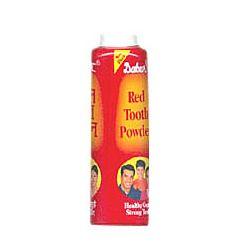 Dabur Red Tooth Powder