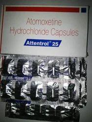 Atomoxetine Capsules 25 mg