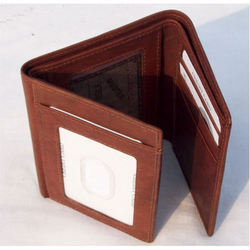 Tri-Fold Wallet For Men