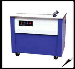 SOLUTIONS PACKAGING Electric Semi Automatic Strapping Machine (Clutch Type Model