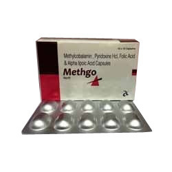 Methylcobalamin Alpha Lipoic Acid