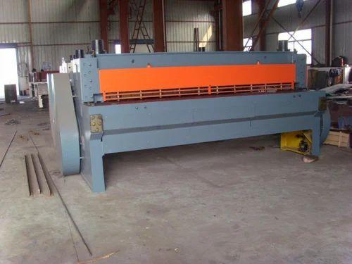 Shearing Machines, Hydraulic Presses, Mechanical Presses