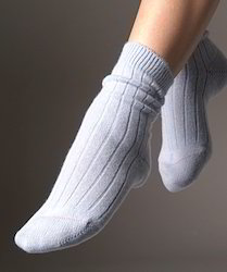 Reversible Cotton Socks