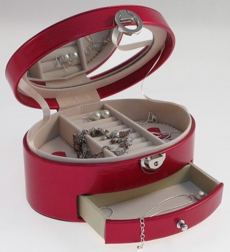 Fancy Jewellery Box at Rs 350 pieces Jewelry Box ID 10196679288
