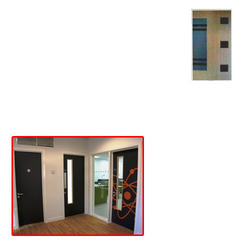 Lamination Door For Offices
