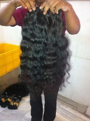 Raw Unprocessed Indian Human Hair Extensions