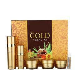 Gold Facial Kits Skin Care Services