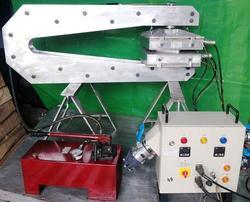 Conveyor Belt Repair Machine