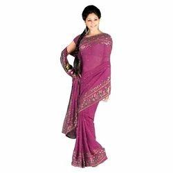 Ethnic Party Wear Saree