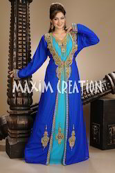 Designer Kaftan For Arabian Ladies