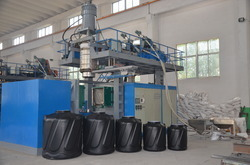 Plastic Water Tank Machine