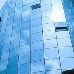 Structural Glazing in Stick System