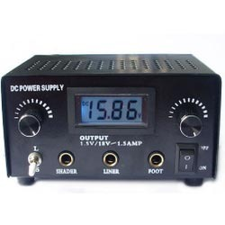 Tattoo Power Supply View Specifications Details Of Digital