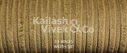 3.5 Wale Hi-Lo Corduroy Fabrics