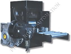 NC Servo Roll Feeder with Precision Anti Backlash Gearbox