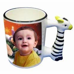Printed Mug Printing, For Gift