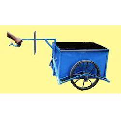 Cycle Attach Trolley
