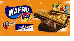 Crunchy Chocolate Wafer