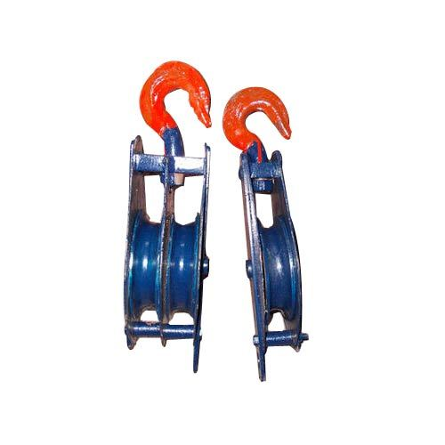 Ropes and Pulleys - Manila Rope Pulley Manufacturer from Nagpur