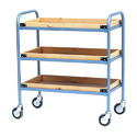 Wooden Service Trolley