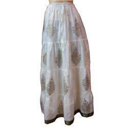 Womens Cotton Skirts in Mumbai, Maharashtra, Ladies Cotton Skirts ...