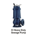 Cast-Iron Sewage Pumps