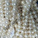White Pearl Beads