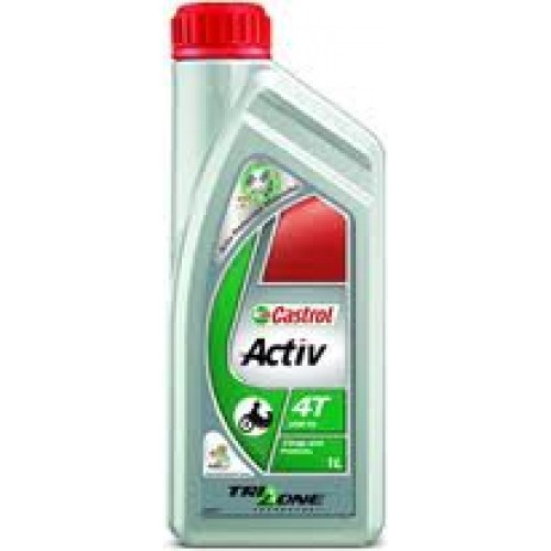 1 Litre Castrol Activ Engine Oil 4T At Rs 295 /litre