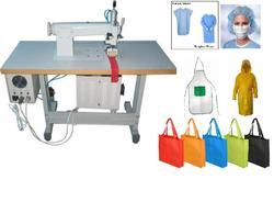 Non woven bag making machine in coimbatore tamil nadu for T shirt manufacturing machine in india