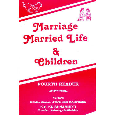 Marriage, Married Life And Children (Reader IV) Books
