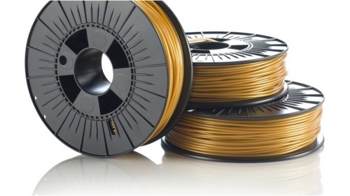 Gold Look Metal 3d Printer Filament 1.75mm Or 3.0mm 3d Printer Consumables