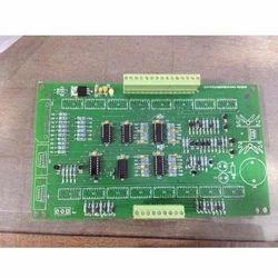 Induction Furnance ZT Monitor Card