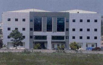 R&D Building for Matrix Laboratories Ltd , at Bollarum, Hyde in