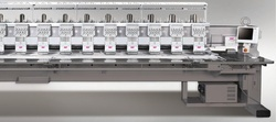 Heavy Fabric Multi Head Automatic Embroidery Machine (ua)