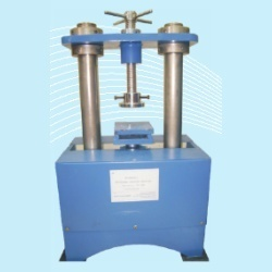 Cold Curshing Strength Tester