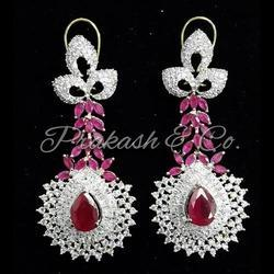 American Diamond Fancy Earrings