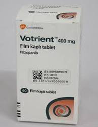 Votrient 400 mg