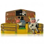 Mad Cow Outdoor Inflatable Toy