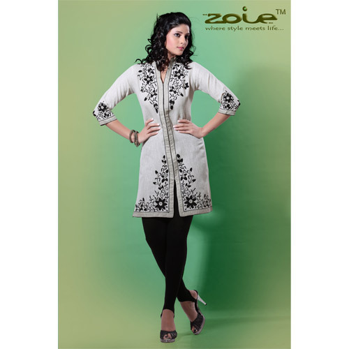 15cd0059d37 Ethnic Wear Fabric Work Kurtis