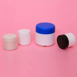Round Cream Jar